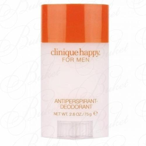 Дезодорант стик Clinique HAPPY FOR MEN deo-stick 75ml