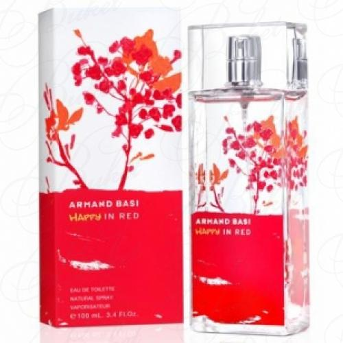 Туалетная вода Armand Basi HAPPY IN RED 50ml edt