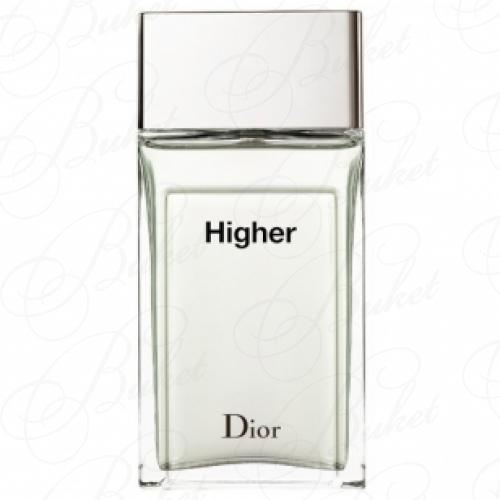 Туалетная вода Christian Dior HIGHER DIOR 100ml edt