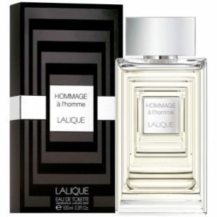 Lalique HOMMAGE L'HOMME 100ml edt