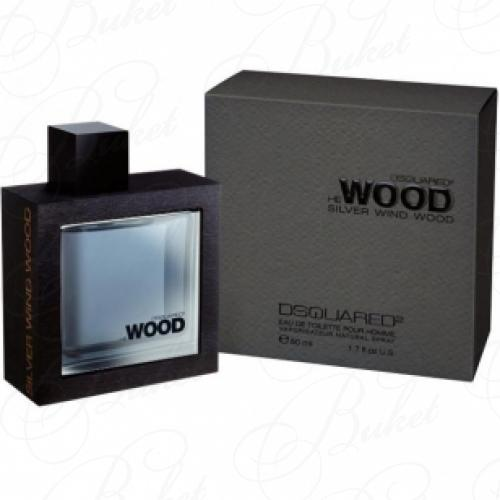 Тестер Dsquared2 HE WOOD SILVER WIND 100ml edt TESTER