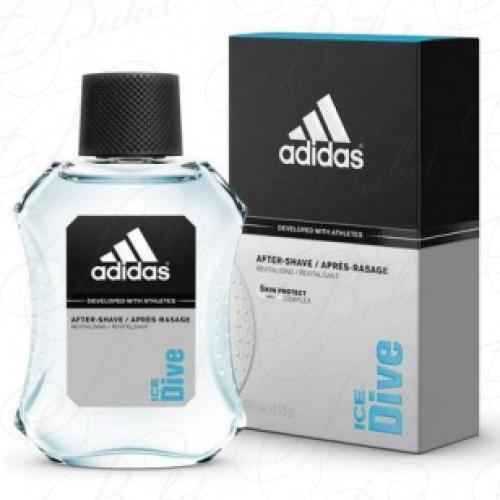 Лосьон после бритья Adidas ICE DIVE a/sh 100ml
