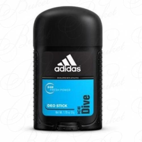 Дезодорант стик Adidas ICE DIVE deo-stick 50ml