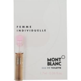 Mont Blanc INDIVIDUEL FEMME 2ml edt
