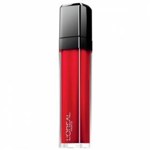 Блеск для губ L`OREAL MAKE UP INFAILLIBLE GLOSS №106 Alerte Rouge/Алый