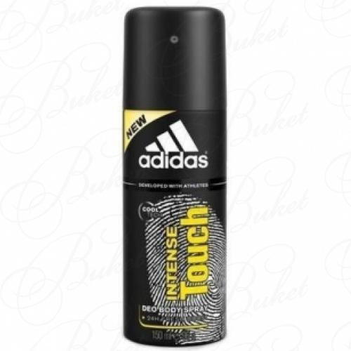 Дезодорант спрей Adidas INTENSE TOUCH deo spray 150ml