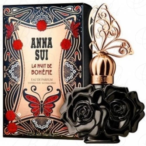 Парфюмерная вода Anna Sui LA NUIT DE BOHEME Eau de Parfum 30ml edp