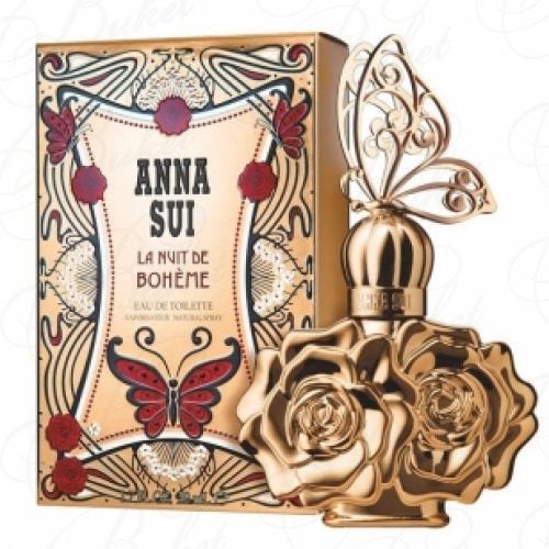 Туалетная вода Anna Sui LA NUIT DE BOHEME 50ml edt