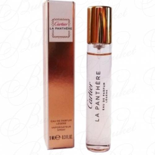 Миниатюры Cartier LA PANTHERE LEGERE 9ml edp