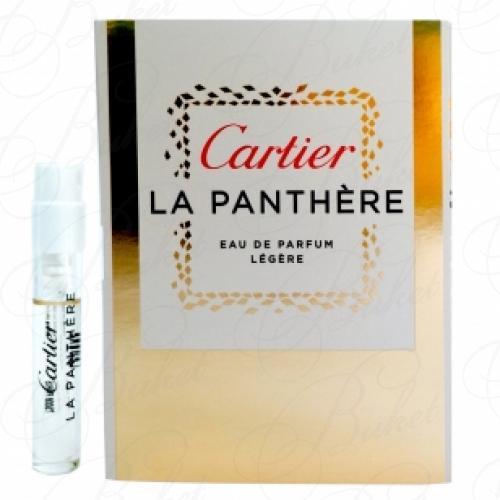 Пробники Cartier LA PANTHERE LEGERE 1.5ml edp