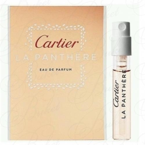 Пробники Cartier LA PANTHERE 1.5ml edp