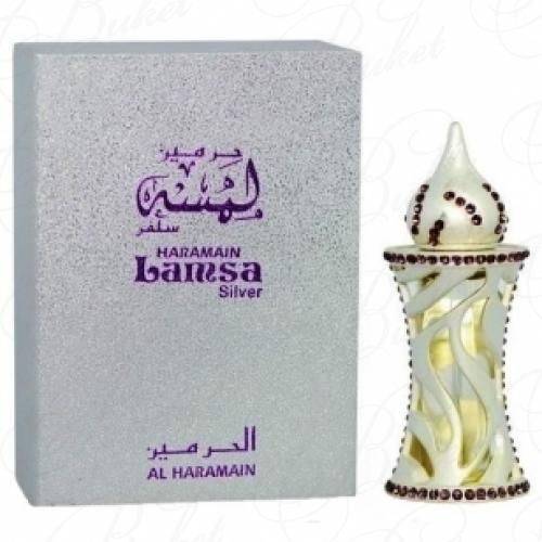 Масляные духи Al Haramain LAMSA SILVER 12ml oil