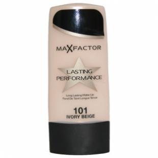 Тональный крем MAX FACTOR MAKE UP LASTING PERFORMANCE №101 Ivory Beige/Слоновая кость