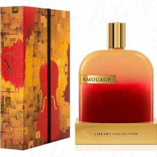Тестер Amouage LIBRARY COLLECTIN OPUS X 100ml edp TESTER