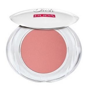 Румяна для лица PUPA MAKE UP LIKE A DOLL BLUSH MATT №102 Natural Rose/Нежно-розовый TESTER (прозрачная пластиковая упаковка)