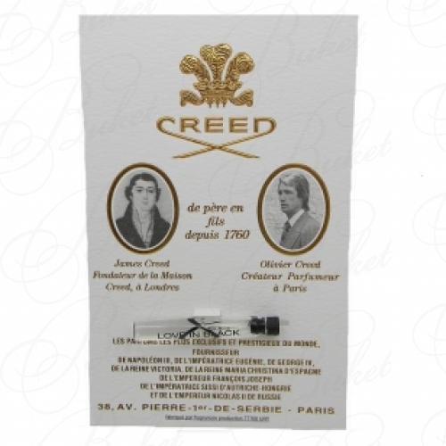 Пробники Creed LOVE IN BLACK 2.5ml edp