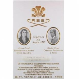 Creed LOVE IN WHITE 2.5ml edp