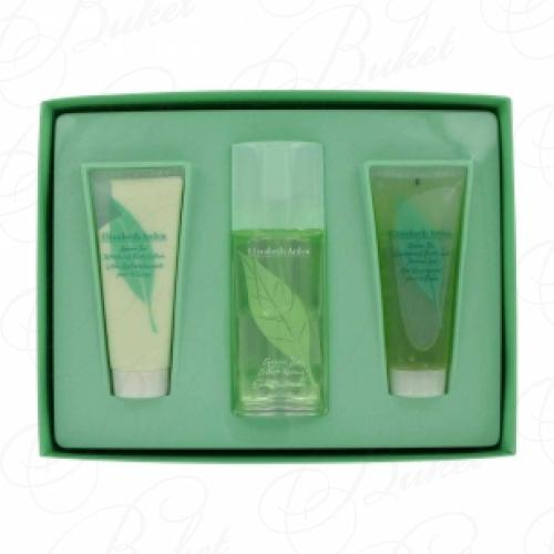 Набор ELIZABETH ARDEN GREEN TEA SET (edp 50ml+b/lot 50ml+sh/gel 50ml)