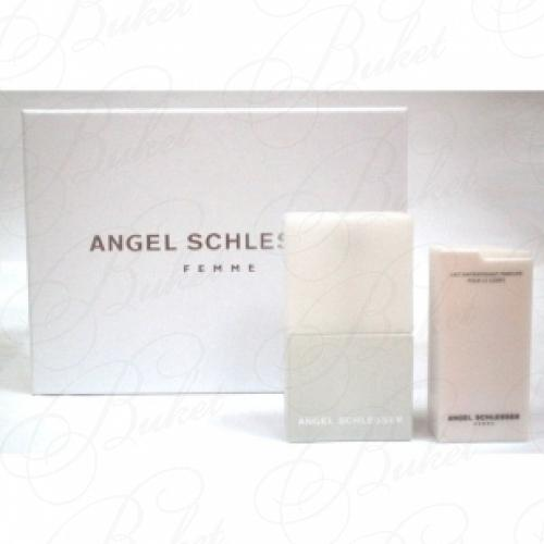 Набор ANGEL SCHLESSER ANGEL SCHLESSER SET (edp 50ml+b/lot 75ml)