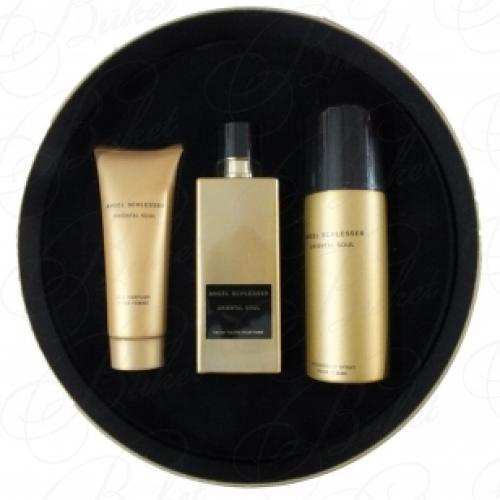 Набор ANGEL SCHLESSER ORIENTAL SOUL SET (edt 100ml+b/lot 75ml+deo 150ml)