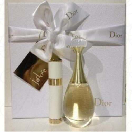Набор CHRISTIAN DIOR J'ADORE SET (edp 50ml+edp 7.5ml)