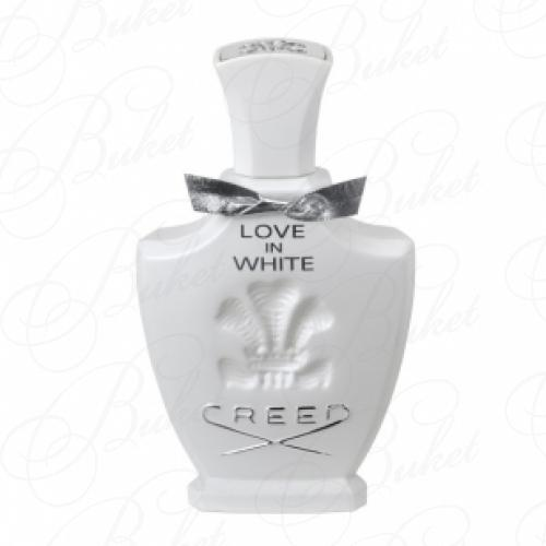 Тестер Creed LOVE IN WHITE 75ml edp TESTER