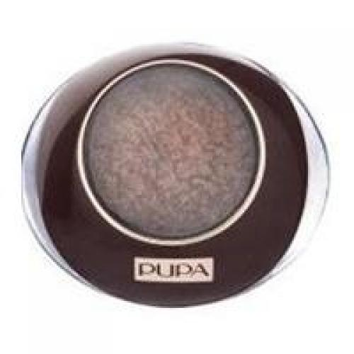 COLLECTION Тени для век PUPA MAKE UP LUMINYS EXTRA PEARL №02 Burnt Copper/Жженая Медь