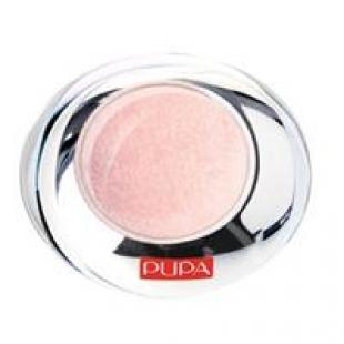 Тени для век PUPA MAKE UP LUMINYS SILK №200 Candy Pink/Нежно-розовый