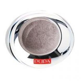 Тени для век PUPA MAKE UP LUMINYS SILK №400 Brown taupe/Серо-коричневый