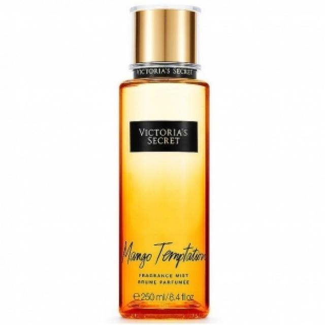 Victorias Secret Mango Temptation Fantasies Fragrance Studio Bmist
