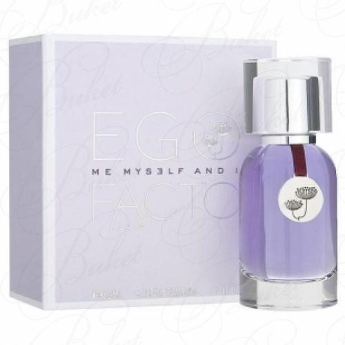 Парфюмерная вода Ego Facto ME MYSELF AND I 50ml edp