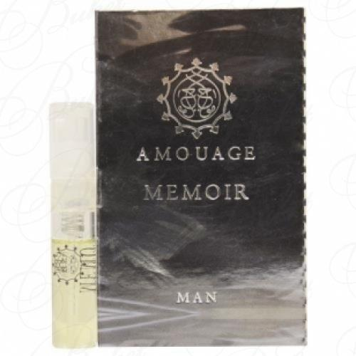 Пробники Amouage MEMOIR MAN 2ml edp