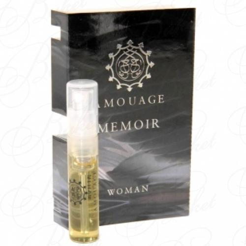 Пробники Amouage MEMOIR WOMAN 2ml edp