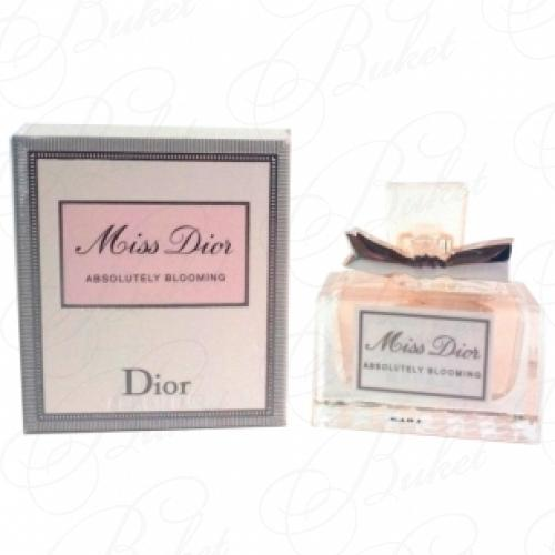 Миниатюры Christian Dior MISS DIOR ABSOLUTELY BLOOMING 5ml edp