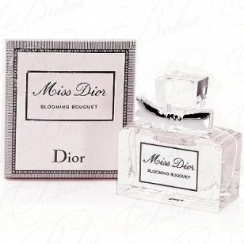 Миниатюры Christian Dior MISS DIOR BLOOMING BOUQUET 5ml edt