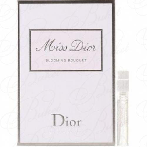 Пробники Christian Dior MISS DIOR BLOOMING BOUQUET 1ml edt