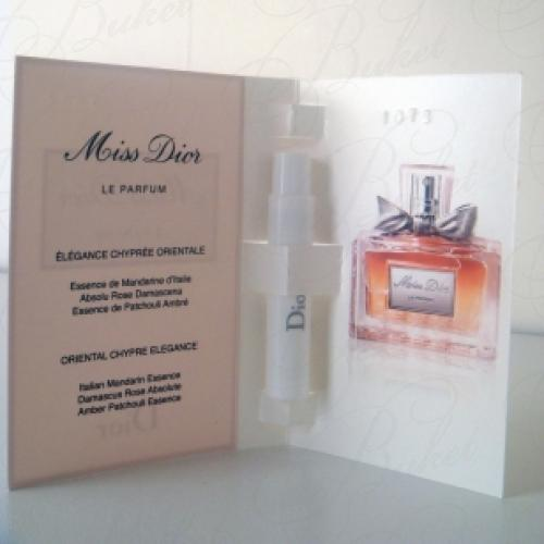Пробники Christian Dior MISS DIOR LE PARFUM 1ml edp