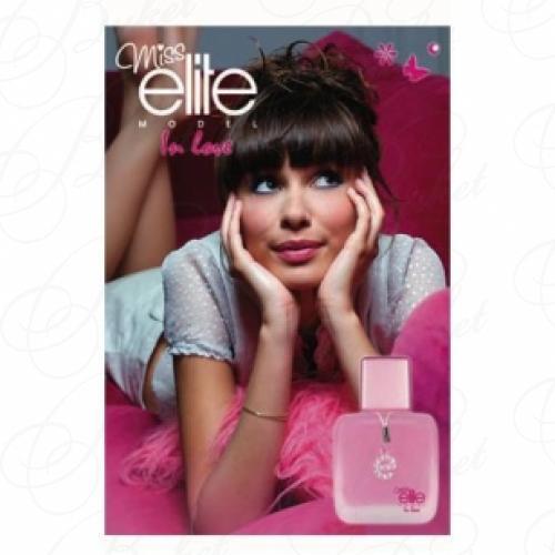 Парфюмерная вода Elite Model Look MISS ELITE MODEL IN LOVE 75ml edp
