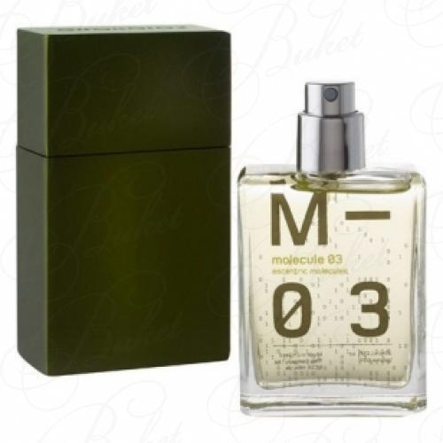 Парфюмерная вода Escentric Molecules MOLECULE 03 30ml edp