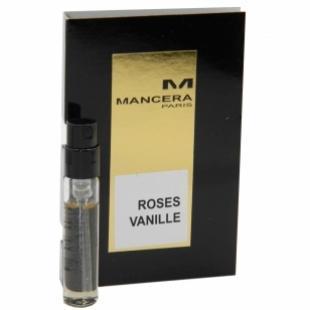 Mancera ROSES VANILE 2ml edp