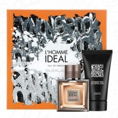 Набор GUERLAIN GUERLAIN L`HOMME IDEAL Eau de Parfum SET (edp 50ml+sh/gel 75ml)