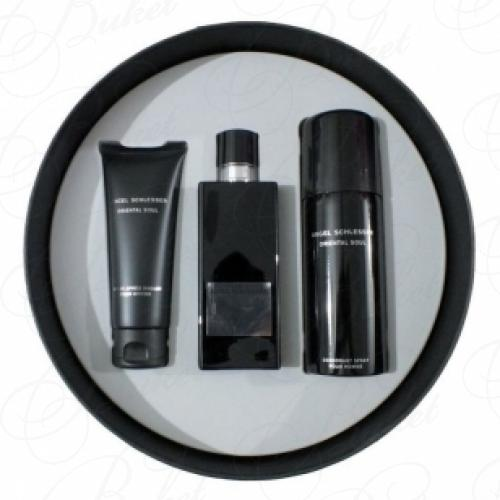 Набор ANGEL SCHLESSER ORIENTAL SOUL POUR HOMME SET (edt 100ml+a/sh balm 75ml+deo 150ml)