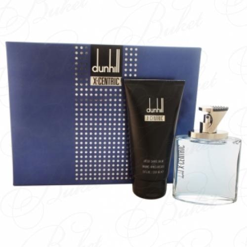 Набор ALFRED DUNHILL X-CENTRIC SET (edt 100ml+ a/sh balm 150ml)