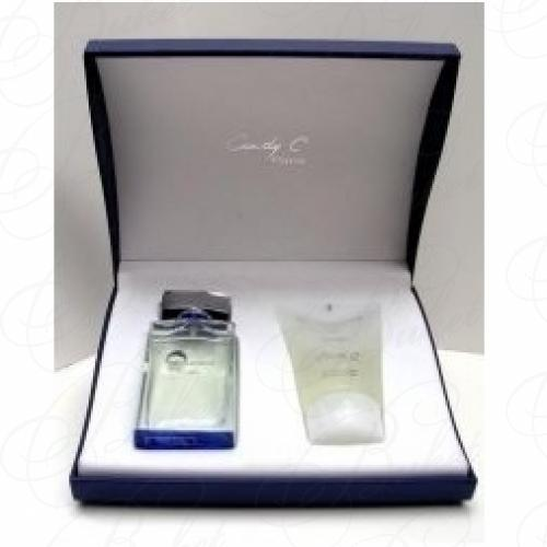 Набор CINDY CRAWFORD THE DIAMOND MEN SET (edt 100ml+sh/gel 125ml)