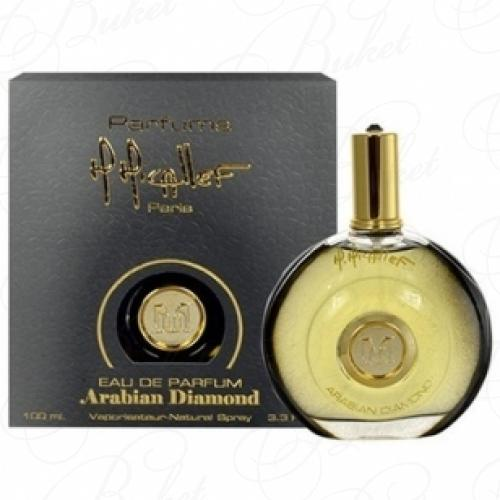 Тестер M. Micallef ARABIAN DIAMOND 100ml edp TESTER