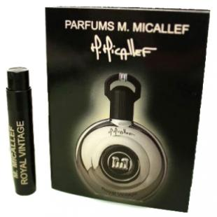 M. Micallef ROYAL VINTAGE 1.6ml edp