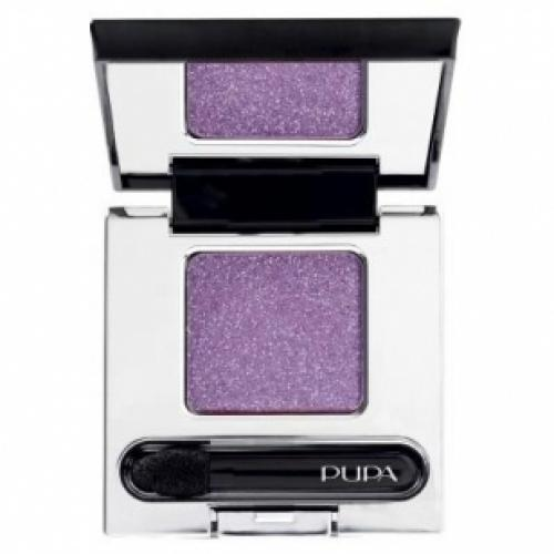 COLLECTION Тени для век PUPA MAKE UP PEARL INFUSION №02 Vibrant Violet/Сиреневый
