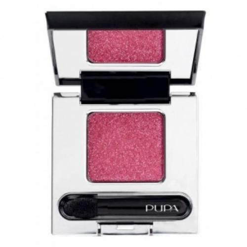COLLECTION Тени для век PUPA MAKE UP PEARL INFUSION №03 Fuchsia/Розовый