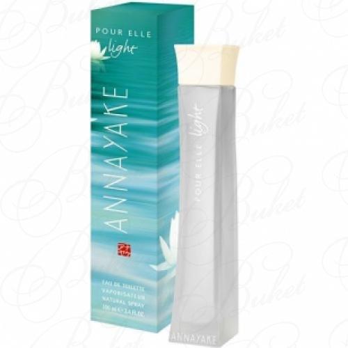 Туалетная вода Annayake POUR ELLE LIGHT 100ml edp