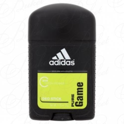 Дезодорант стик Adidas PURE GAME deo-stick 50ml